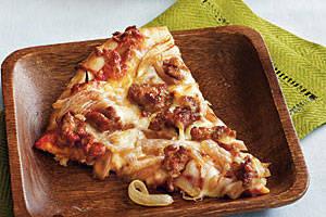 طرز تهيه پیتزای سیب زمینی ترکیهای