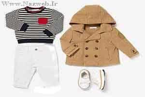 جدیدترین مدل لباس کودکان 0 تا 6 سال برند گوچی
