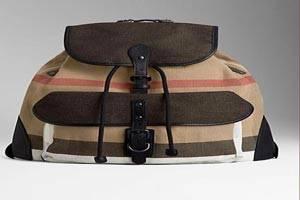 مدل کوله پشتی های جدید پسرانه برند Burberry