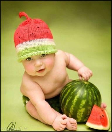 زیباترین مدل کلاه های بافت بچه گانه