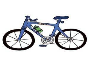 شعر کودکانه و زیبای دوچرخه ازمصطفی رحماندوست
