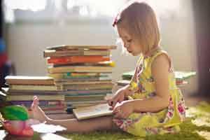 معرفی کتاب های مناسب برای کودکان