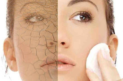 چگونه پوست خشک را آرایش کنیم؟ آموزش آرایش برای پوست خشک