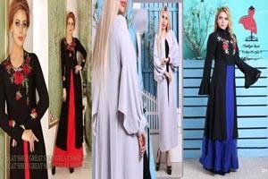 جدیدترین مدل مانتوهای کوتاه و بلند عید نوروز/ مجلسی مد سال