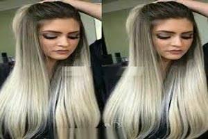 فرمول و رنگ موهای دخترانه و زنانه 2019/ مدل رنگ مو 1398