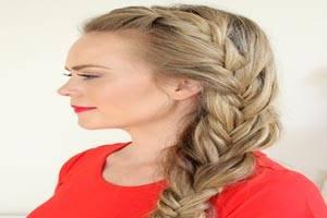 زیبا و بهترین مدل مو برای موهای کم پشت با تصاویر