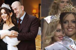 ازدواج جنجالی ملکه زیبایی 25 ساله با پادشاه 55 ساله+ تصاویر