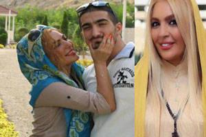 خیانت باورنکردنی به شهرزاد عبدالمجید بازیگر معروف+ عکس