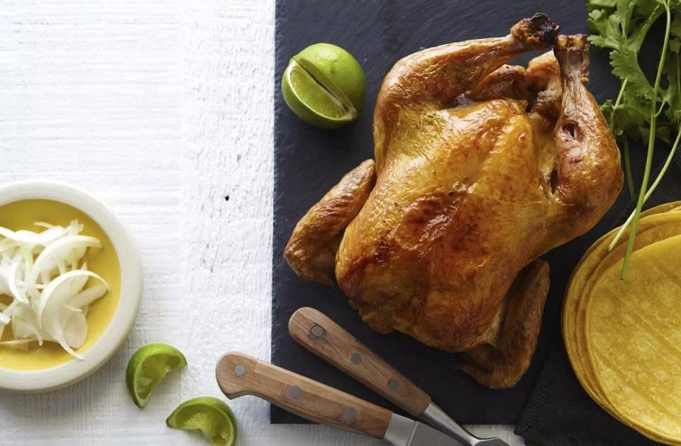 طرز تهیه مرغ بریان خوشمزه در فر | چگونه بهترین بریانی را در خانه درست کنیم؟