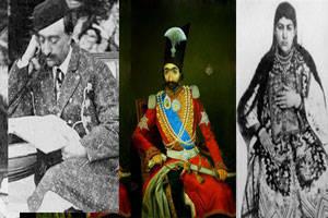 حقوق زنان دوره ناصرالدین شاه قاجار+ عشق های عجیب ناصرالدین