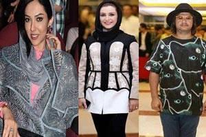 تیپ و مدل لباس بازیگرهای ایرانی | سفیدی نیلوفر پارسا تا پرنسسی لیلا اوتادی