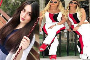 جدیدترین مدل ست های لاکچری و اسپرت دخترانه و زنانه