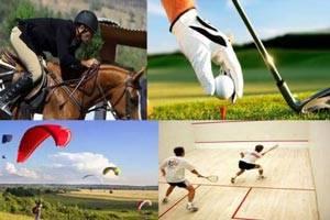لاکچری ترین ورزش ها و لوکس ترین تفریحات طبقه مرفه/ خوشگذرانی