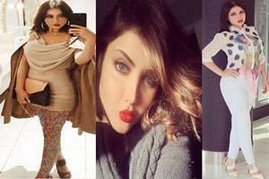 مدل لباس های لاکچری مجلسی دختران جوان به سبک نهال سلطانی
