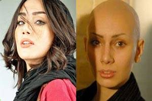 بازیگران زن زیبای ایرانی که موهای خود را تراشیدند+ عکس