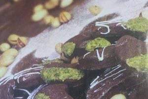 دسر فرانژپین موز و شکلات